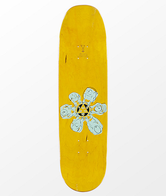 "Welcome Pazuzu On Baculus 2.0 8.75"" tabla de skate"