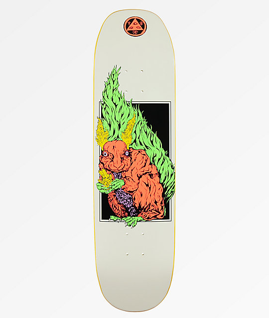 "Welcome Squizard On Moontrimmer 2 8.5"" tabla de skate"
