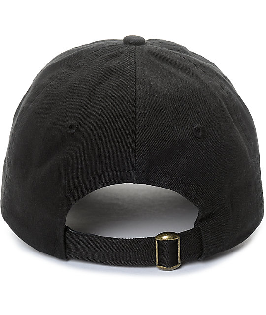 ... YRN Culture Black Strapback Hat ab1376987e4b