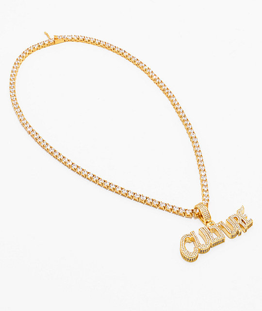 YRN x The Gold Gods Limited Edition Culture Gold Chain Necklace