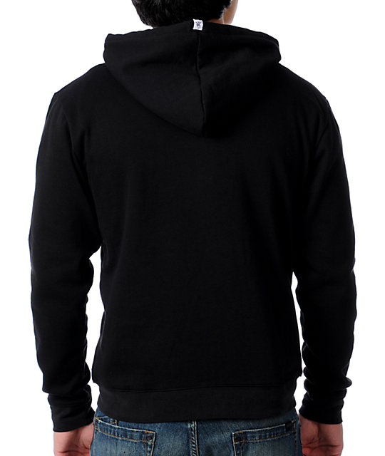 Young & Reckless Logo Black Hoodie
