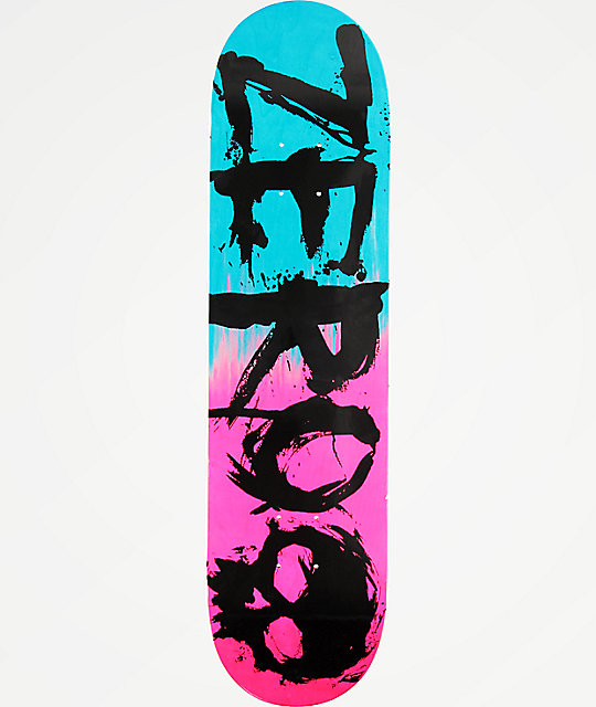 "Zero Blood Pricepoint 8.0"" Skateboard Deck"