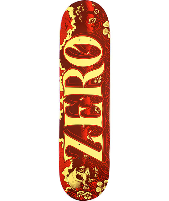 "Zero Death Valley II 8""  Skateboard Deck"