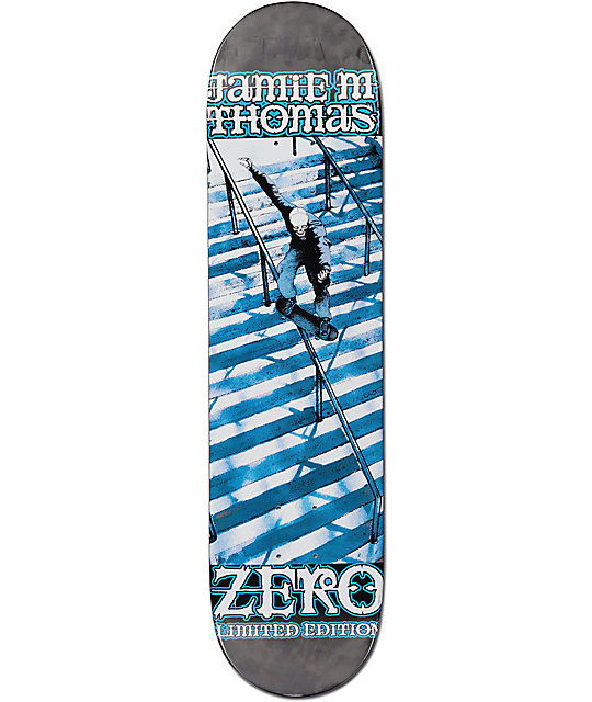 "Zero Thomas Smith Grind 8.25""  Skateboard Deck"