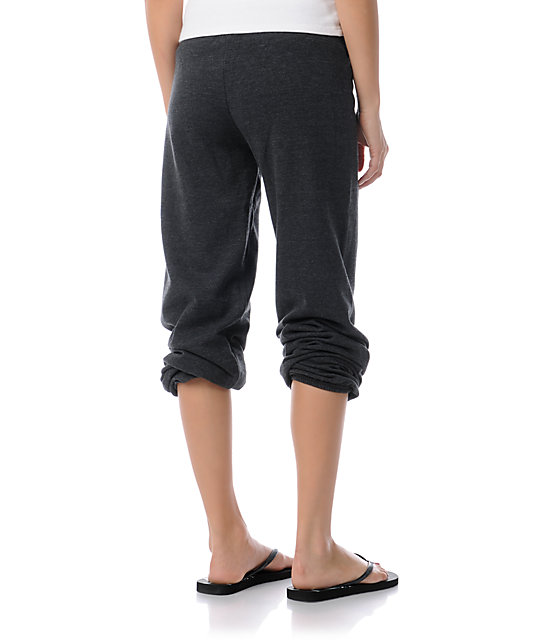 Zine Heather Charcoal Sweatpants