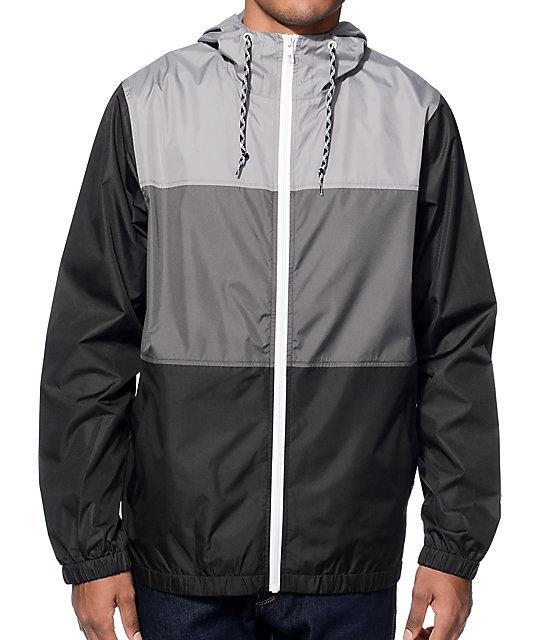 04117b215e Zine Marathon Windbreaker Jacket