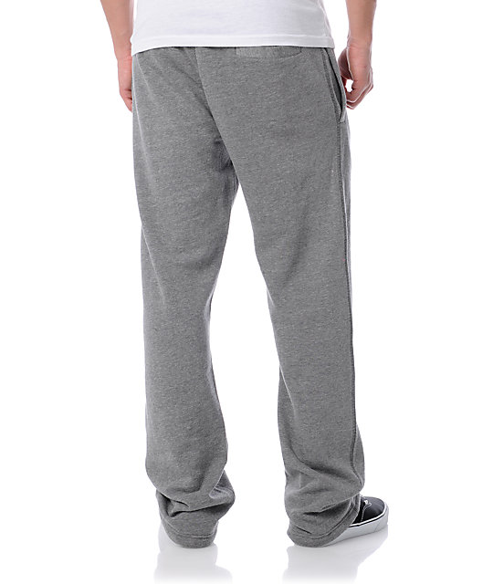 Zine Mens Charcoal Sweatpants