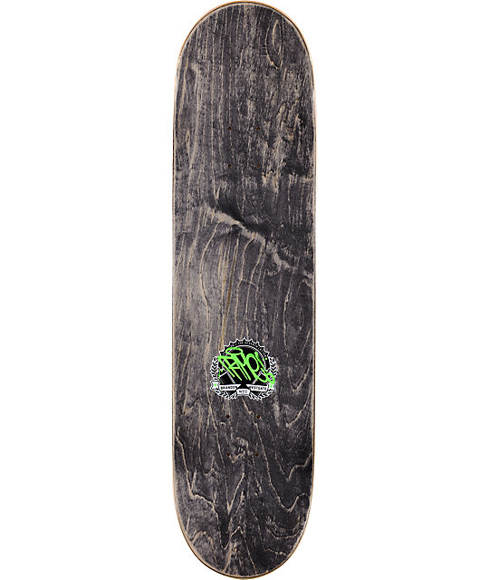 "Zoo York Westgate Rime 8.2""  Skateboard Deck"