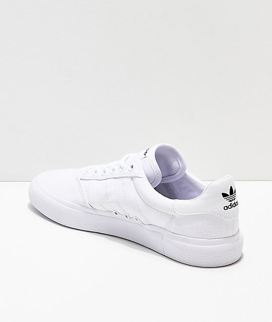 adidas 3MC White Shoes