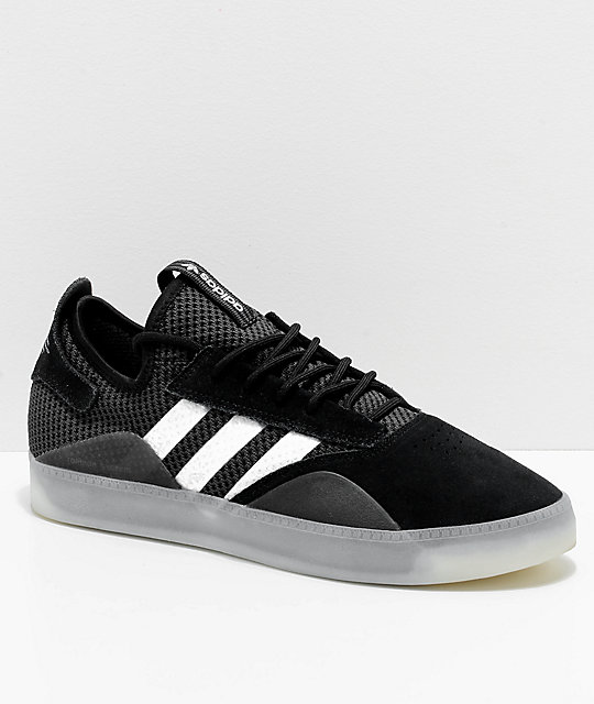 look for c5482 c8a10 adidas 3ST.001 zapatos negros y grises