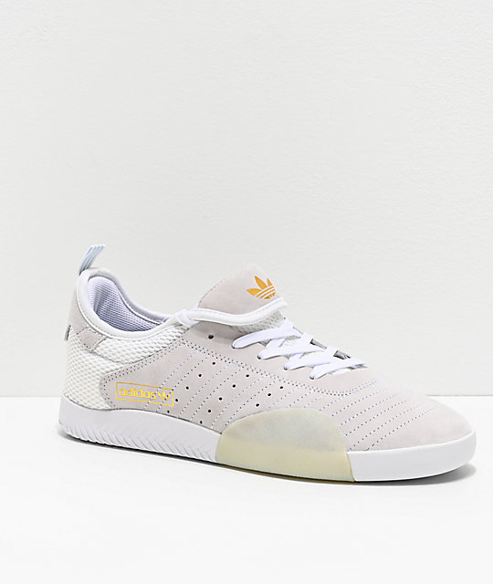 e0aef2f208 adidas 3ST.003 White & Clear Shoes