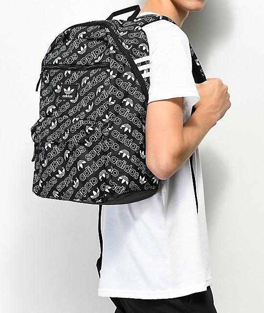 27508d5bc5 ... adidas AOP National Monogram Black Backpack ...