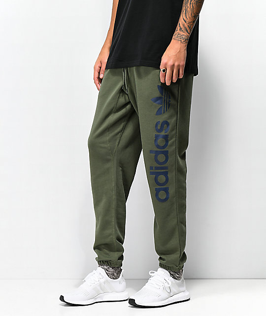 adidas BB Green Sweatpants
