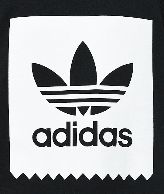 adidas Blackbird Black Tank Top