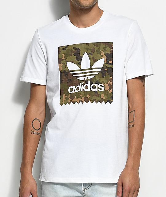 t shirt adidas camo