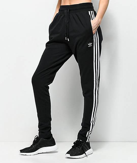 3 stripes adidas pants