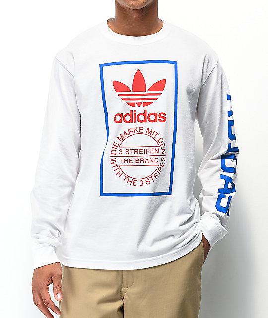 t shirt fille adidas