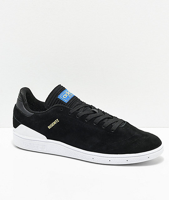 adidas Busenitz Pro RX Core Black & White Shoes