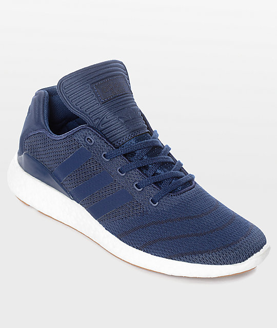 bc8610afd ... low price adidas busenitz pure boost prime navy shoes 6edc4 54396