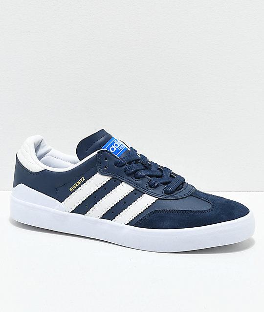 Adidas Busenitz Vulc RX Shoes Krystallhvid  Zumiez