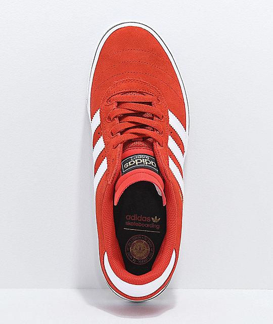 7c7b2cf220f ... adidas Busentiz Vulc Brick Red