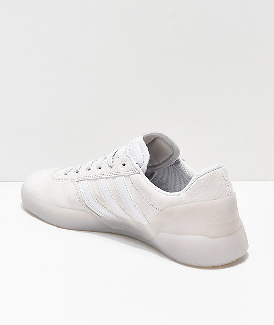 adidas City Cup Crystal White Shoes