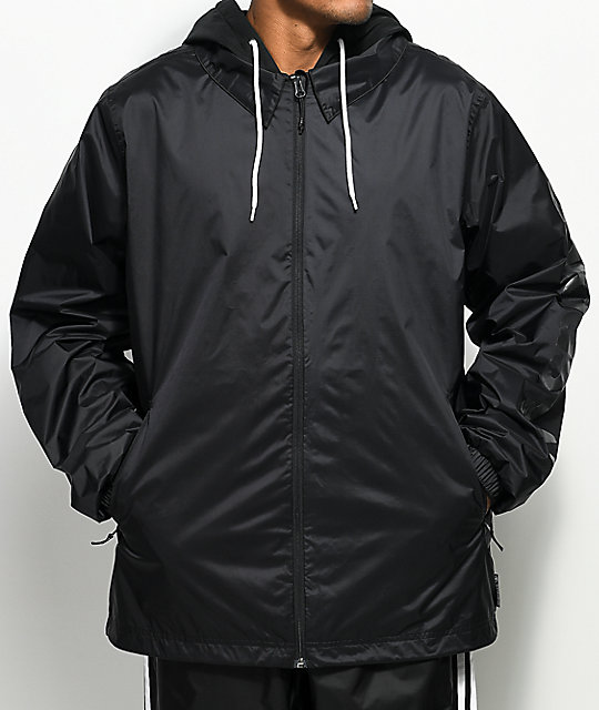 adidas Civillian Black 5k Snowboard Jacket