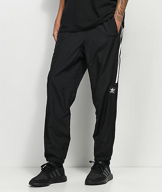 0af33e977371 adidas Classic Wind Black Pants