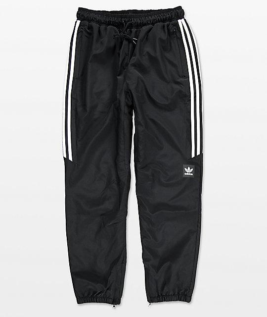 853eede0e95a ... adidas Classic Wind Black Pants ...