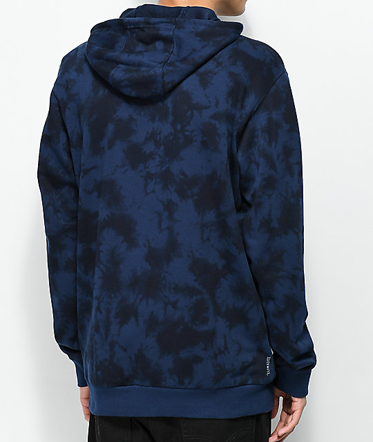 adidas Clima 2.0 Blue Crystal Washed Hoodie