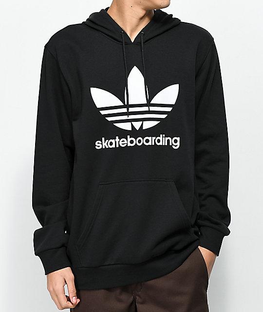 Black Clima Hoodie 0 Adidas 3 HID29E
