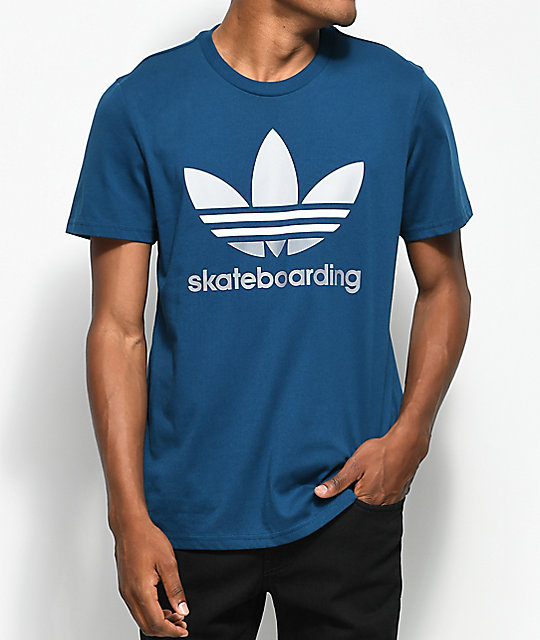 release date big discount fashion adidas Clima 3.0 Blue Night T-Shirt