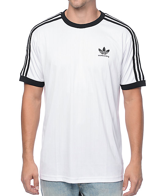 black and white adidas jersey Shop Clothing & Shoes Online