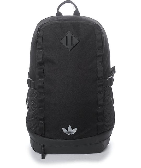 adidas Create II Black Backpack  f9a747fbfa61c