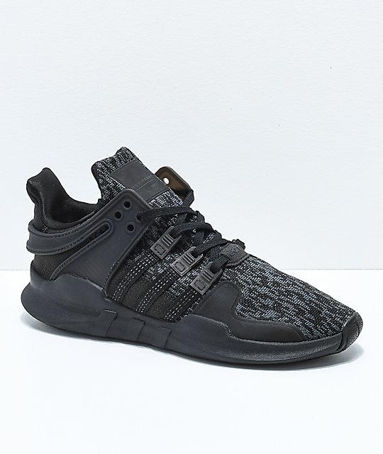 Adidas: EQT Support ADV [Black]