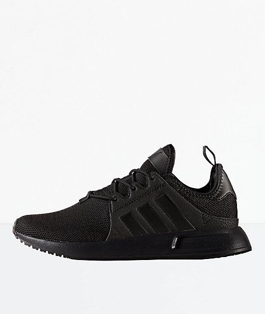 adidas Explorer All Black Shoes