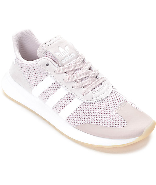 bc64559e2a6 adidas Flashback Ice Purple   Pink Women s Shoes