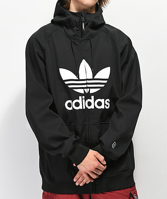 adidas Greeley Black 10K Softshell Jacket  526ca4ca9b