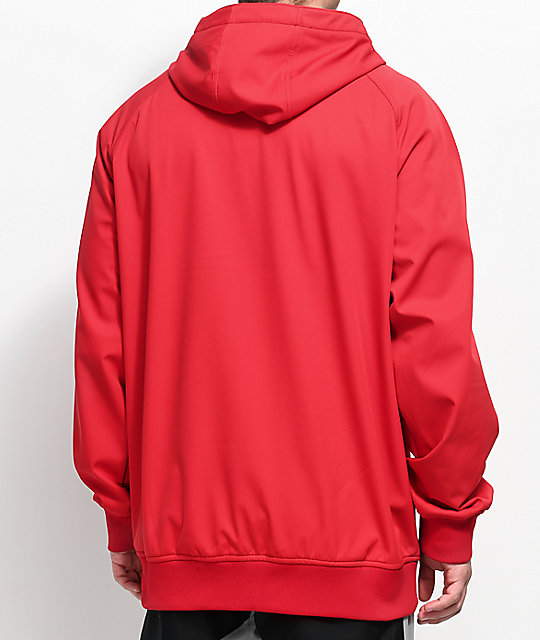 adidas Greeley Red 5K Softshell Jacket