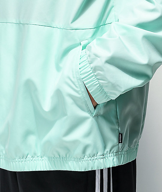 adidas Hip Mint Anorak Jacket