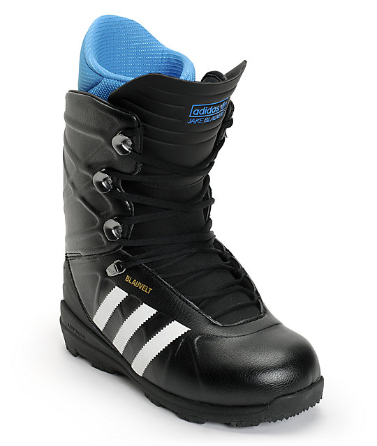 19f5908a2be adidas Jake Blauvelt Pro Model Black Snowboard Boot