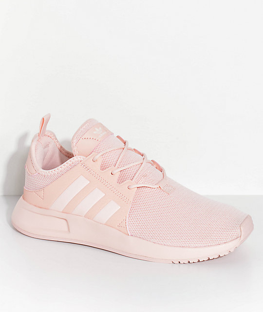 adidas Kids Xplorer Icey Pink Shoes   Zumiez 01f72476c2