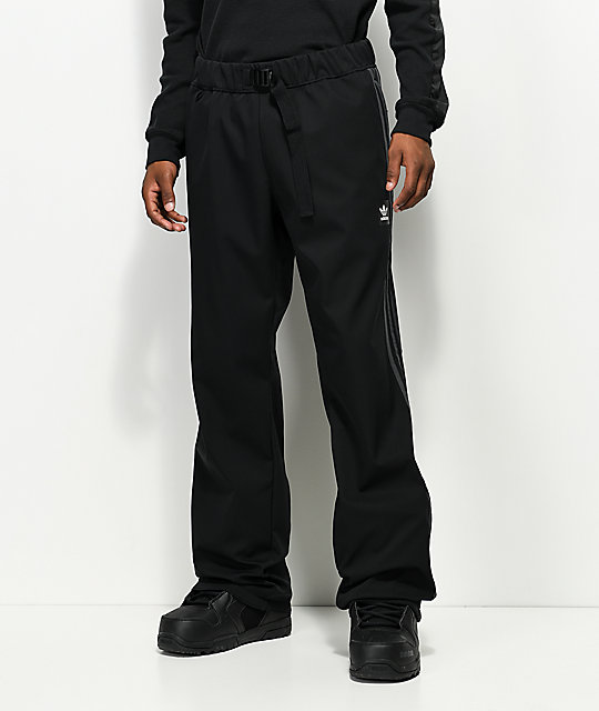 adidas Lazy Man Black 5k Snowboard Pants