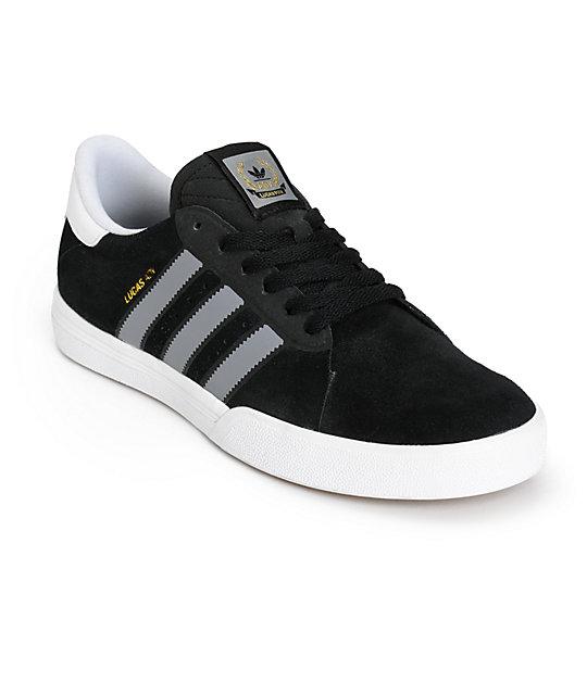 newest ad0b0 95f09 adidas Lucas ADV Shoes   Zumiez