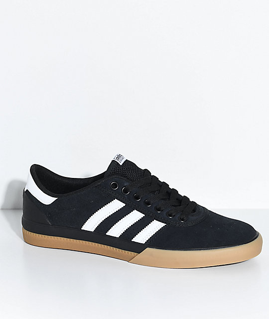 buy popular c1771 a6670 adidas Lucas Premiere ADV Black, Grey   Gum Shoes   Zumiez