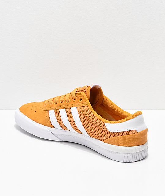 adidas Lucas Premiere ADV Tactile Yellow & White Shoes