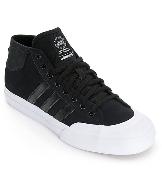 new products e7e61 7446c adidas Matchcourt Mid Shoes  Zumiez