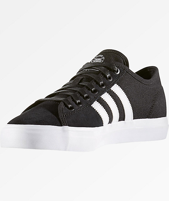 adidas Matchcourt RX Black   White Shoes  7d5ba988b