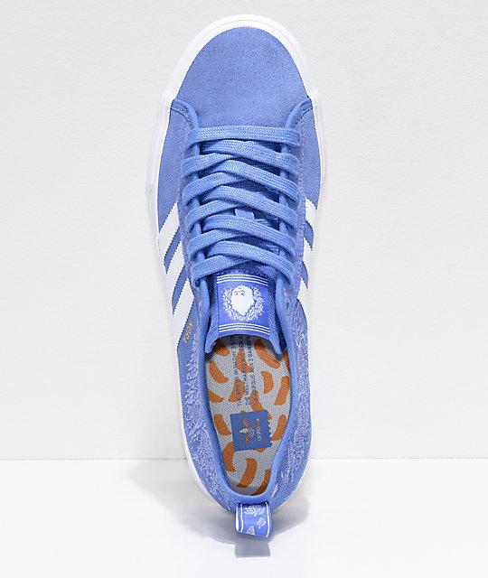 adidas Matchcourt RX Nora Purple Shoes