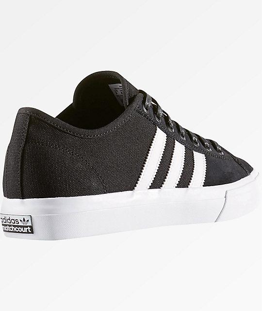 Blanco Negro Zapatos Matchcourt Rx Y En Adidas 80OXnkPw